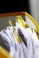 Requisitos de retenção de documentos sarbanes oxley
