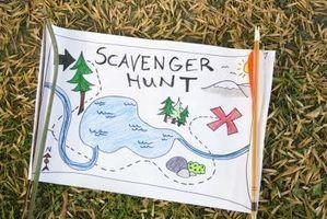 Scavenger ideias premiadas caça
