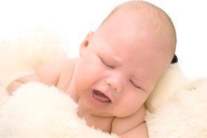Sinais de constipação em um bebê