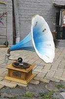 Dicas de restauração fonógrafo silvertone