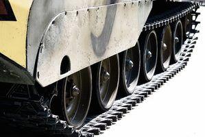 Seis classificações de veículos blindados