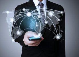 Seis tipos de comunicação eletrônica
