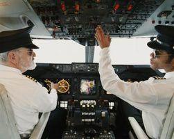Tamanho e peso requisitos para ser um piloto