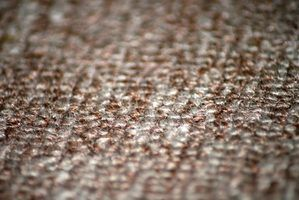 Tamanhos e tipos de tachas de carpete