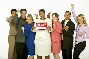 Habilidades para trabalhar como um associado de vendas