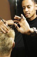 Cortes de cabelo liso para homens