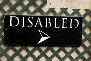 Dicas de segurança social deficiência