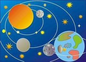 Projetos de sistemas solares para o terceiro grau