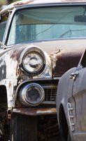 Regulamentos de substituição do pára-brisa carolina do sul