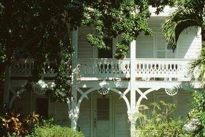 Plantação sul cores da pintura de casa
