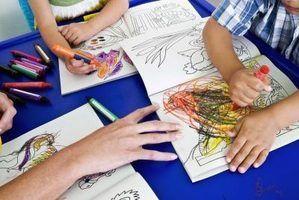 Metas educativas especiais iep para o jardim de infância