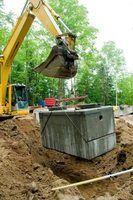 Especificações para a instalação de linhas de esgoto