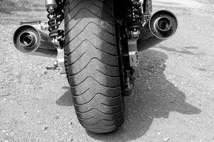Especificações de pneus dunlop motocicleta