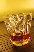 Espíritos e tipos de álcool
