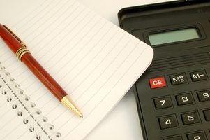 Estágios de preparação do orçamento