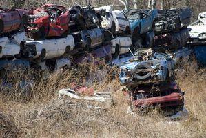 As leis estaduais sobre a venda de carros destruídos