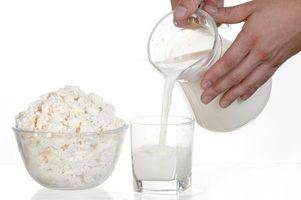 Substitutos para o leite em pó