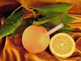Substitutos para suco de laranja concentrado