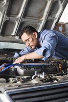 Chevy conectar especificações haste