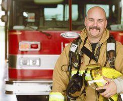 Lista de dedução fiscal para bombeiros