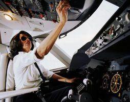 Deduções fiscais para os pilotos