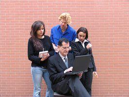 Atividades de ensino para adultos