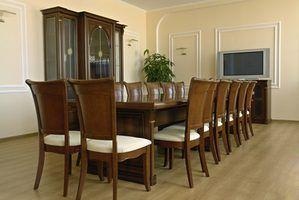 Funções e deveres dos membros do conselho