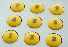 Técnicas para adultos para memorizar factos de multiplicação
