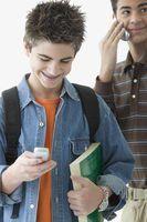 Questões sociais adolescentes