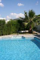 Leis texas em piscinas de natação para casa