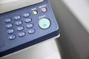 As vantagens e desvantagens de fotocopiadoras