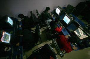 As vantagens e desvantagens de internet cafés