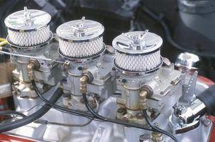 As vantagens de um carburador