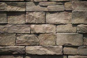 As vantagens de uma fachada de pedra em uma casa