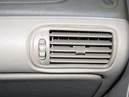 As especificações de ar condicionado de um z71 1997 chevy