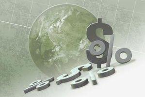 A média de juros anual ganhou em fundos de investimento