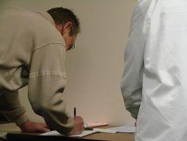Os benefícios e vantagens de reconhecimento de escrita manual