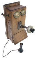 Os melhores telefones de parede antigo
