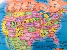 As melhores áreas nos estados unidos para oportunidades de emprego