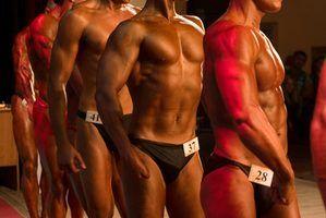 Fisiculturistas e outros olhando para adicionar o músculo recorrem frequentemente à proteína do soro.