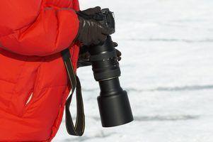 As melhores câmeras de vídeo digital de tempo frio
