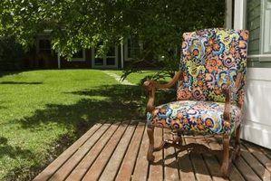 O melhor tecido para capas de cadeira