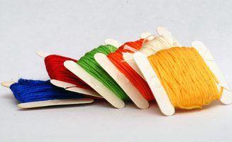 O melhor tecido a ser usado para projetos de agulha de soco