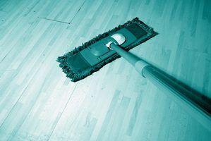 Os melhores produtos de limpeza de pavimentos