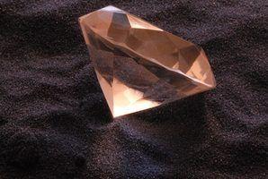 Os melhores diamantes de laboratório crescido