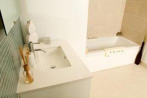 A melhor telha antiderrapante para usar em casas de banho