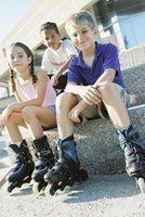As melhores patins para uma menina de 5 anos de idade