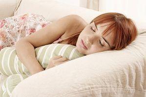 Os melhores posturas de dormir para gotejamento pós-nasal