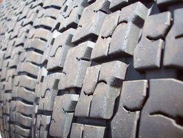 Passo do pneu pode afetar a milhagem de gás.