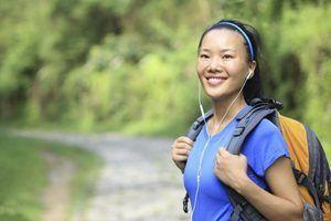A melhor maneira de ouvir música ao caminhar